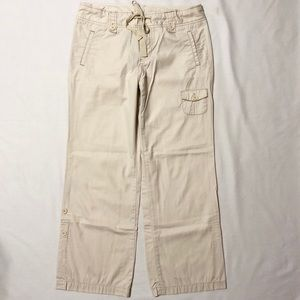 Gap Women's Cute Capri/Full Length Pants - Size 10